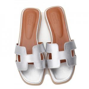 Обувь женская арт ОЖ300 цвет:серебро