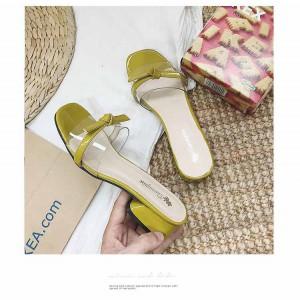 Туфли женские арт ОЖ297 цвет:зеленый