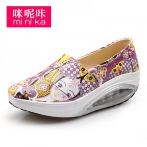 Кроссовки женские арт Ф1555-2 фиолетовый