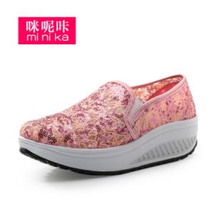 Кроссовки женские арт Ф1508-1 розовый