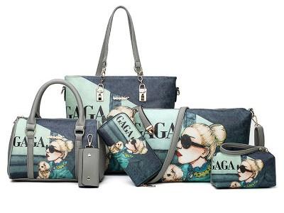 Набор сумок из 6 предметов арт А444