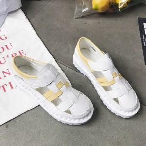 Туфли женские арт ОЖ301 желтый