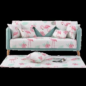Дивандек арт ДК4, цвет: белый фламинго