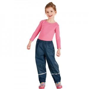 Водоотталкивающие штаны арт НК1, цвет:темно-синий