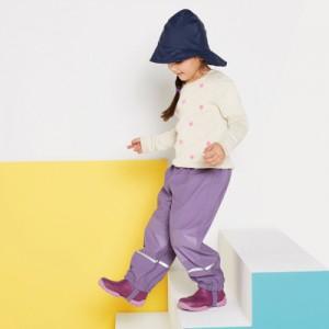Водоотталкивающие штаны арт НК2 цвет:фиолетовый