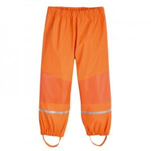 Водоотталкивающие штаны арт НК5, цвет: оранжевый