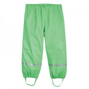 Водоотталкивающие штаны арт НК5, цвет: зеленый