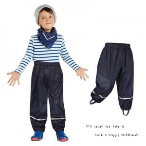 Водоотталкивающие штаны арт НК4, цвет темно-синий