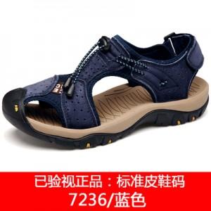 Мужская обувь арт ОМ7236 синий