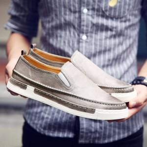 Мужская обувь арт ОМ13  D29 серый