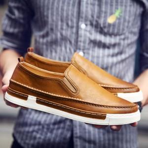 Мужская обувь арт ОМ13  D29 коричневый