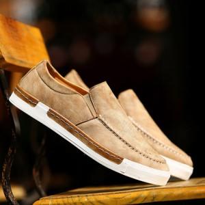 Мужская обувь арт ОМ13  273 натуральный