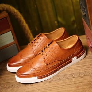 Мужская обувь арт ОМ13  D30 коричневый
