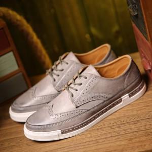 Мужская обувь арт ОМ13  D30 серый
