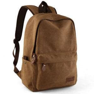 Рюкзак мужской арт МК36 темно-коричневый