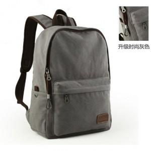 Рюкзак мужской арт МК36 серый обновленный