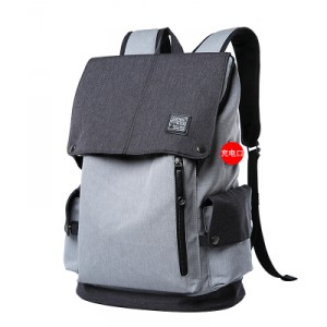Рюкзак мужской арт МК37 серый